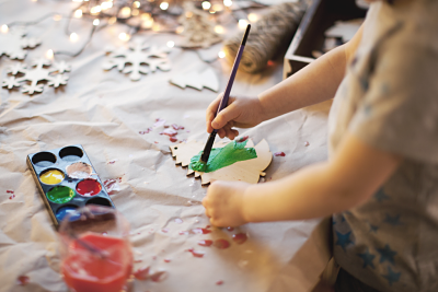 15 Christmas Decorations To Make With Children
