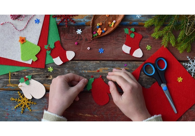 15 Christmas Craft Ideas for Kids