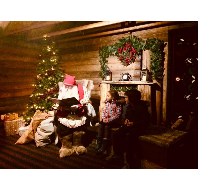 How to find the best Santa's Grotto near me!