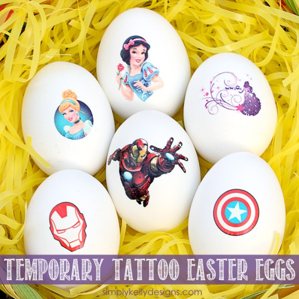 17 Tattoo Eggs