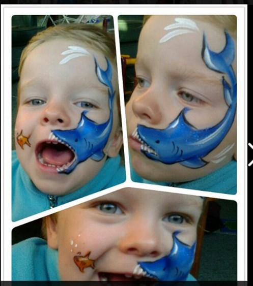 Beautiful Face Paint Designs For Girls
