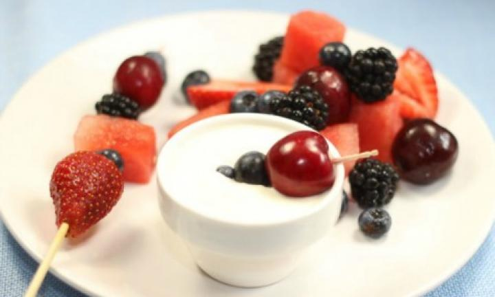 15 Yoghurt Dip