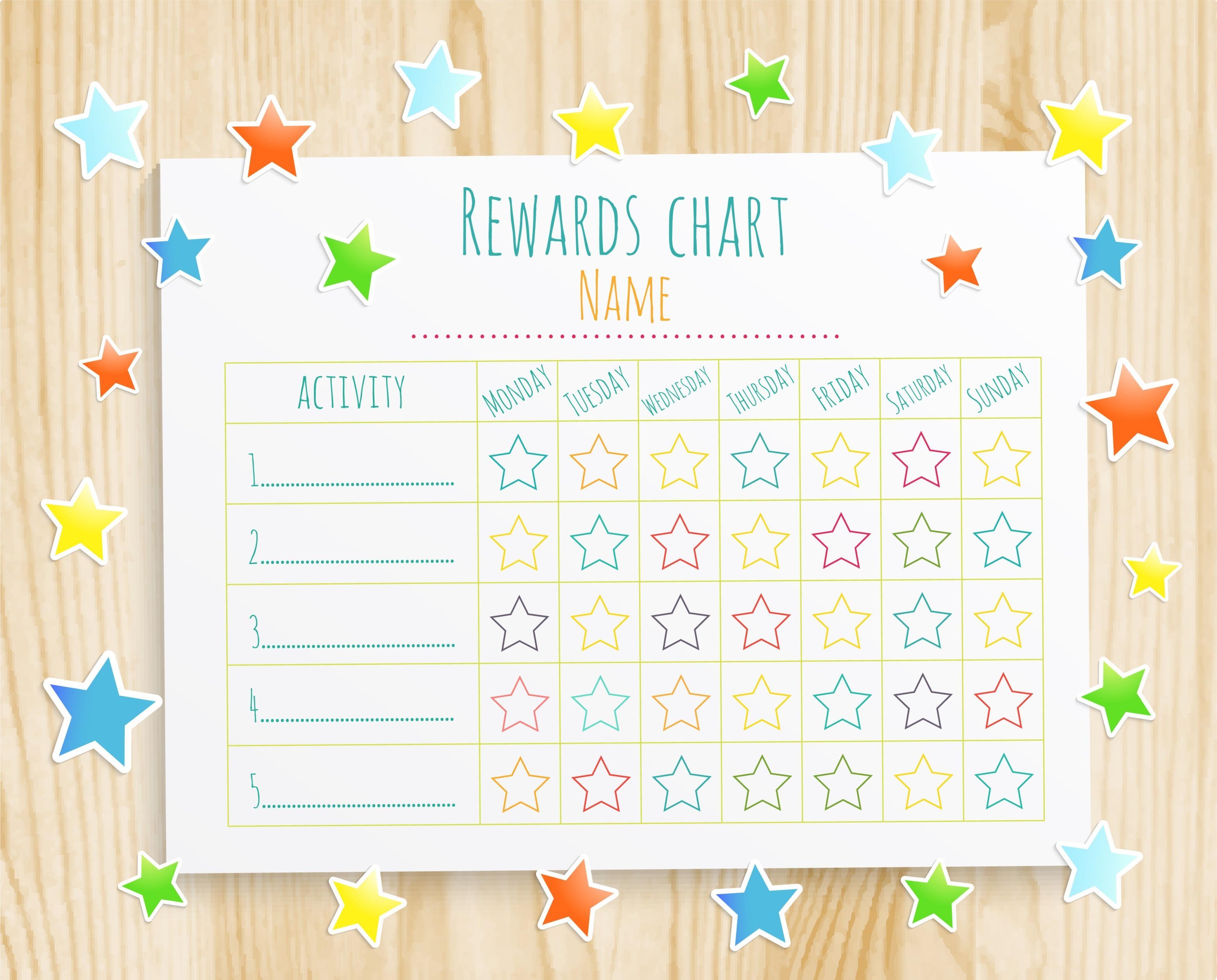Thinking about using a kids rewards charts