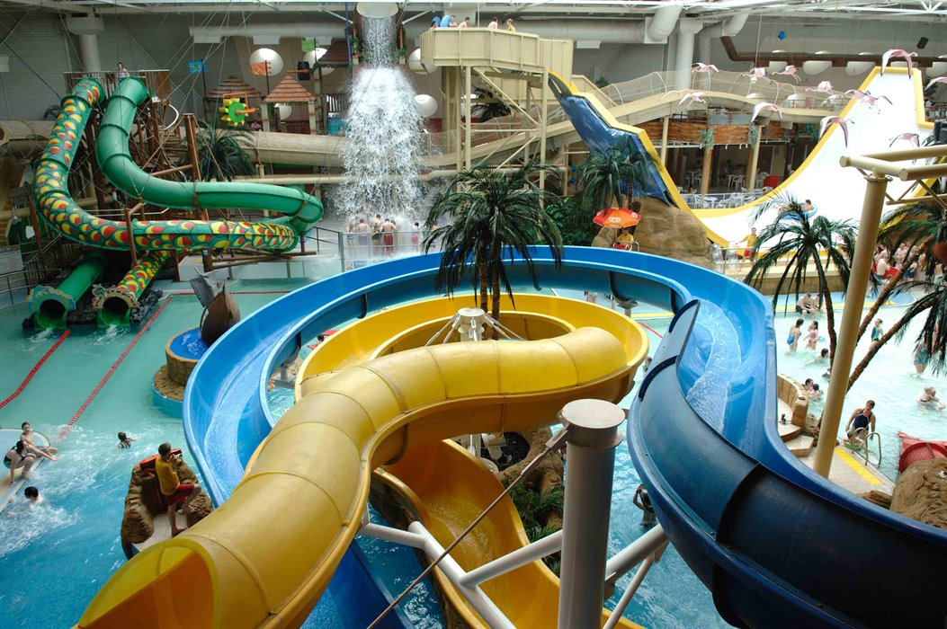 Sandcasle Water Park