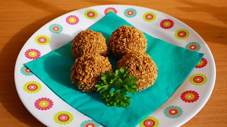 1 Thai Green Turkey Balls