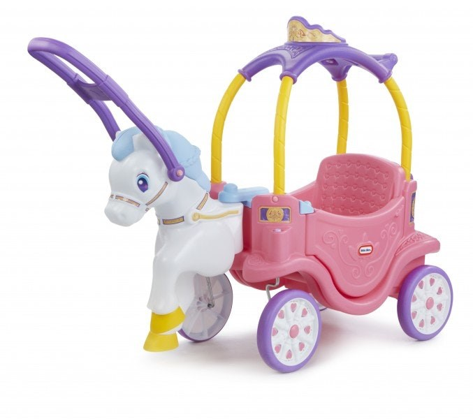 little tikes princess horse carriage 10999