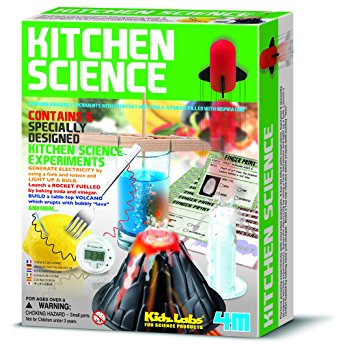 15 Kitchen Science