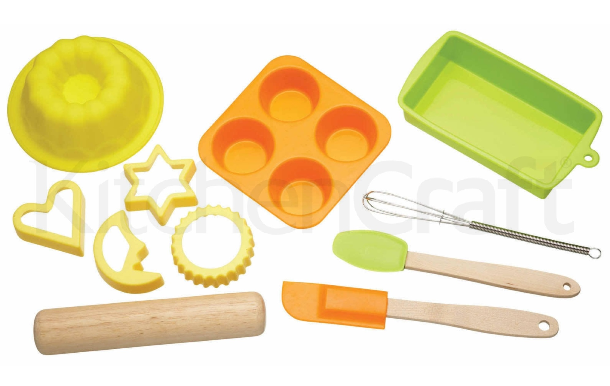 6 Cooking Utensils