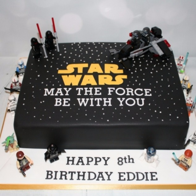 Prime The Best Star Wars Themed Party Ideas For 2018 Personalised Birthday Cards Bromeletsinfo