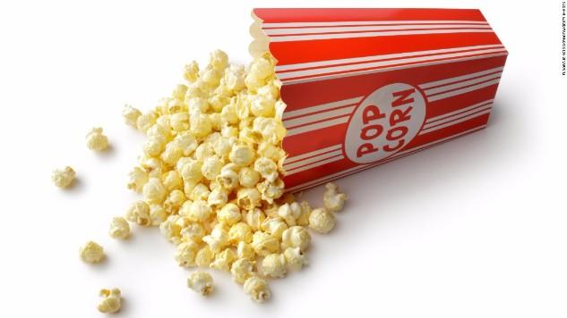 7 Make Popcorn