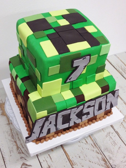Sensational 15 Amazing And Creative Cake Ideas For Boys Funny Birthday Cards Online Alyptdamsfinfo