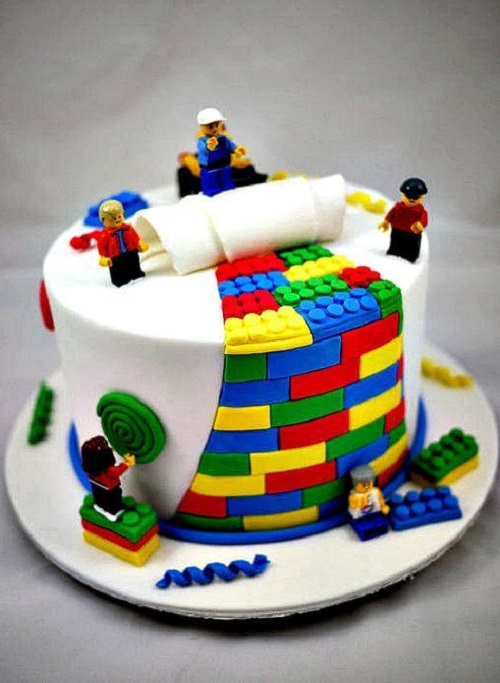 15 Amazing And Creative Cake Ideas For Boys