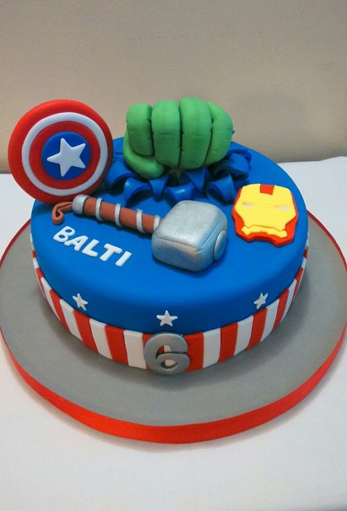 Birthday Cake For Boys.15 Amazing And Creative Cake Ideas For Boys