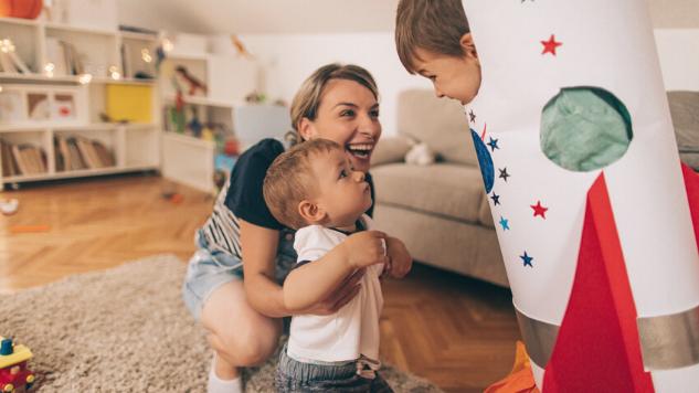 Confident childcare