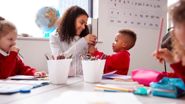 Starting reception - What does my child need to know?